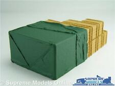 CON COPERTONE CRATE CAMION FURGONE carico Scala 1:50 adatto per CORGI Classici e Moderni K8