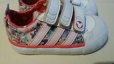 Adidas Boys girls shoes size 4 kids