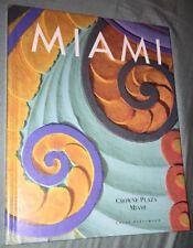 1995 Crowne Plaza Miami - Guest Informant Book