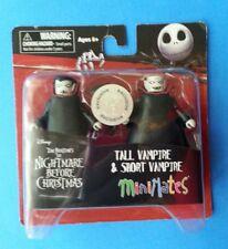 Nightmare Before Christmas Minimates Tall Vampire & Short Vampire TRU EXCL.