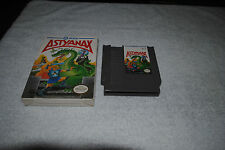ASTYANAX NES NINTENDO GAME IN BOX GOOD CONDITION