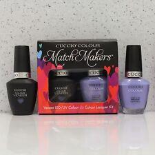 CUCCIO Veneer Match Makers - JAMAICA ME CRAZY 6038 Gel & Nail Lacquer Duo Kit