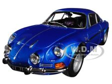 1971 RENAULT ALPINE A110 1600S METALLIC BLUE 1/18 DIECAST MODEL BY NOREV 185300