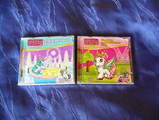 Filly Fairy Theadas unglaublicheer Flug und Filly Tiaras perfekter Eistanz 2 CD'