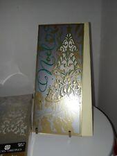 Noel Christmas tree American Greetings Luxury Christmas Cards 10 unused
