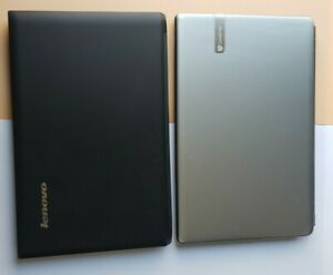 Lot of 2 Lenovo B570 core i3/GATEWAY NE 522  AMD 1GB RAM 0GB HDD PARTS OR REPAIR