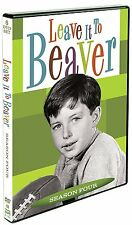 Leave it to Beaver - Complete Fourth Season 4 (DVD, 6-Disc set) - Brand New!!