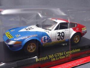 Ferrari Collection 365 GTB4 Competizione 1/43 Scale Mini Car Display Diecast 77