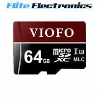 VIOFO 64GB CLASS10 MICRO SDHC SD CARD MEMORY FOR A119 PRO A129 DUO