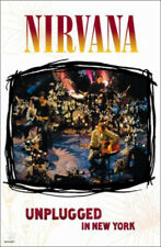 Nirvana: Unplugged - In New York Dvd (2007) Nirvana cert E