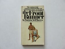 The Front Runner, Patricia Nell Warren mm ppbk 1979 LGBTQ sports romance