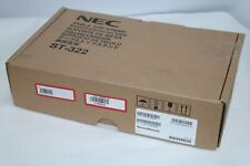 "NEC ST-322 40""TV DISPLAY TABLETOP STAND X464UNV X401S V463 UN492VS MULTISYNC"