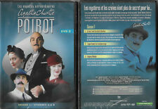 DVD - HERCULE POIROT : Enquetes d' AGATHA CHRISTIE NEUF EMBALLE - NEW & SEALED