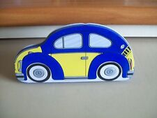 VW Volkswagen tin pencil or candy tin