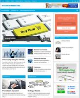 INTERNET MARKETING - Fully Featured Niche Website For Sale - Newbie Friendly