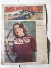 D216--MANI DI FATA N 4  APRILE 1943