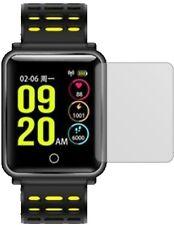 5x Schutzfolie für TagoBee TB06 Smartwatch Display Folie matt Displayschutzfolie