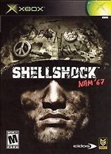 ShellShock: Nam '67 (Microsoft Xbox, 2004) (Polished/Tested/Works) Fast Shipping