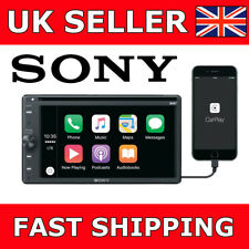 "Sony XAV-AX205DB 6.4"" CarPlay/Android Car Van Stereo DAB Bluetooth DVD Inc ANTEN"