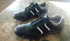 FootJoy MyJoys Women's 9.5 N Golf Shoes White on Black #97280 Beautiful