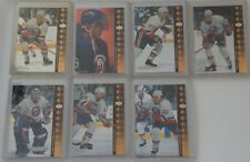 1994-95 Upper Deck UD SP Inserts Islanders Team Set 7 Hockey Cards