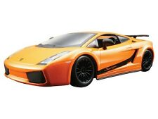 LAMBORGHINI GALLARDO Superleggera 1:24 Diecast Car Model Die Cast Models Metal