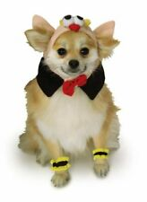 Rubie's Pet Costume, Headpiece with Cuffs Vampire Large