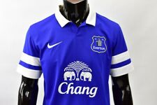 2013-2014 NIKE Everton FC Home Football Shirt SIZE M (adults)