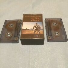 Pink Floyd Double Cassette Delicate Sound Of Thunder Fatbox