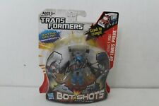 Transformers Botcon 2012 SIGNED PETER CULLEN Optimus Prime Bot Shots Golden