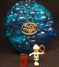 Polly Pocket Mini 💛 1996 - Bubbly Bath - Sparkle Surprise Bad Schaumbad 18