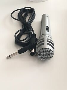 Dynamic Microphone IMP 600  With 3m Cable Suitable For Karaoke