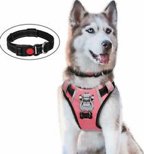 New listing Arnes para perro grande - Pecho Arnés,Anti tirones Lineas ReflecantesAjustable