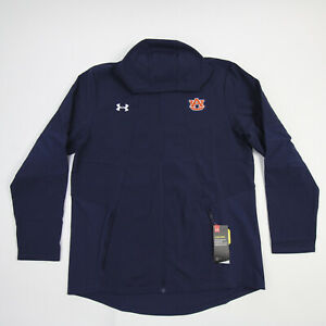 Auburn Tigers Under Armour ColdGear Jacket Men's Navy New with Tags