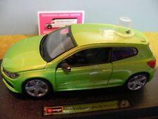 1/24 Burago VW Scirocco R grün 18-21060