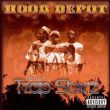 Hood Depot Trap Starz MUSIC CD