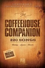 The Coffeehouse Companion Sheet Music The Best Blend of Contemporary & 000109748