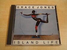 CD / GRACE JONES - ISLAND LIFE