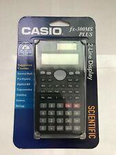 Casio FX-300MS Plus Scientific Calculator  NEW