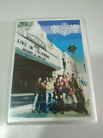 RBD REBELDE WAY LIVE IN HOLLYWOOD DVD 2005 REGION 0 ALL - Nuevo - 3T