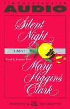 Silent Night : A Christmas Suspense Story by Mary Higgins Clark (1995, Cassette,