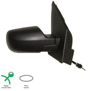 Rétroviseur extérieur droit pour Ford Fusion Ju /_ 2002-2005 électrique Convexe chauffable SP