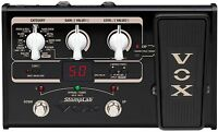 New VOX StompLab SL2G Modeling Guitar Multi Effects Pedal Body Only