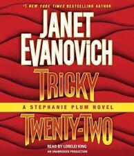 Stephanie Plum: Tricky Twenty-Two 22 by Janet Evanovich (2015, CD, Unabridged)