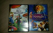Alice in Wonderland & Maria the Voyage of The Dawn Trader [DVD]