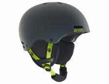 Anon Rime Ski Helmet Junior size S/M 48-51cm Grey Eu no154