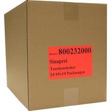BIONORICA Papiertaschentücher 24X10St PZN 379146
