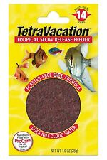 Tetra TetraVacation Tropical Slow-Release Feeder  Feed s up to 14 Days 1 pack