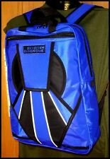 Skydiver Syndrome Backpack Parachute Mini Container Rig Gym Book Bag Blue S02