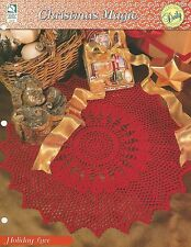 Holiday Lace Doily Crochet Pattern - Christmas Magic HOWB Series